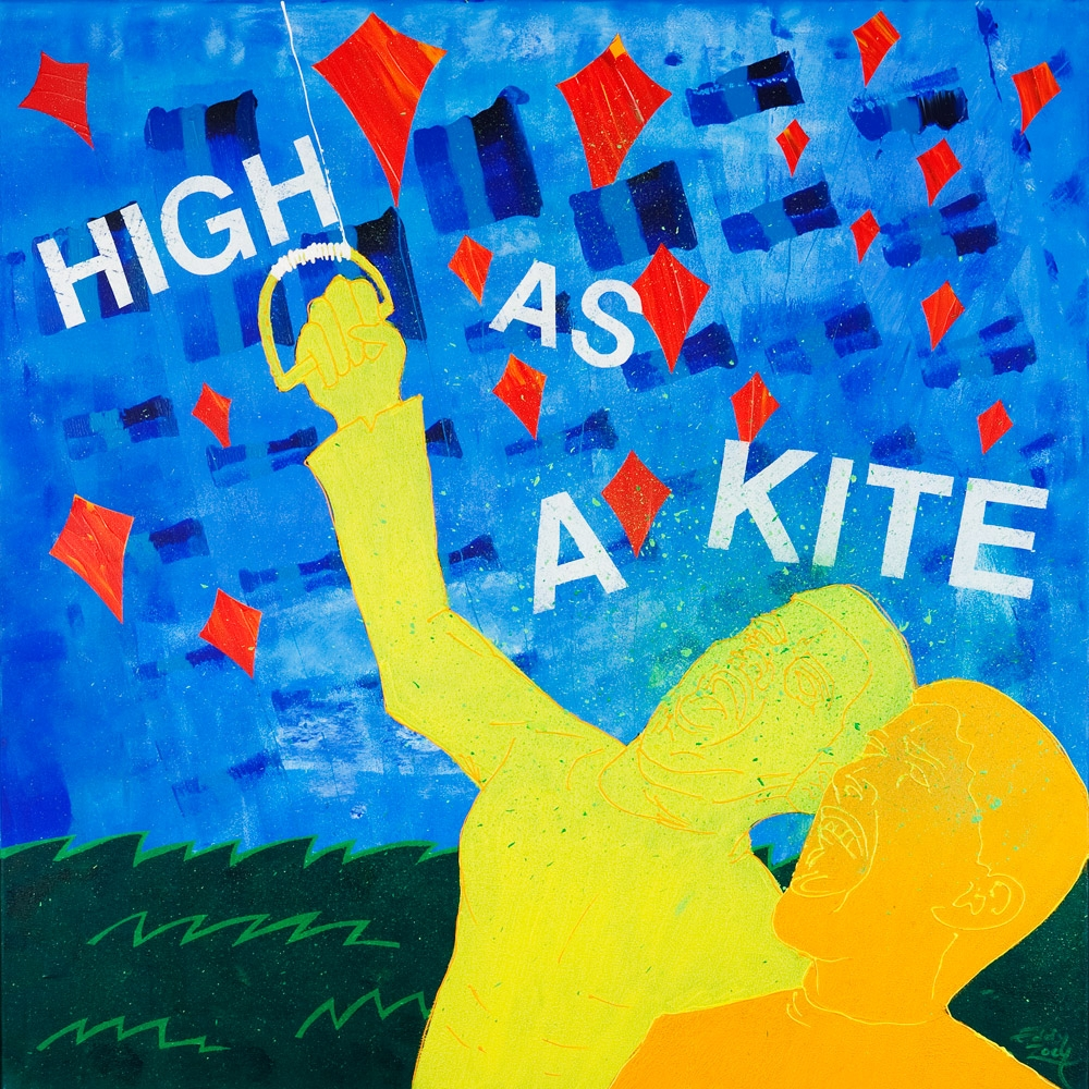 high-as-a-kite